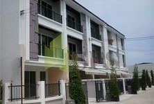 В аренду: Таунхаус с 3 спальнями в районе Prawet, Bangkok, Таиланд