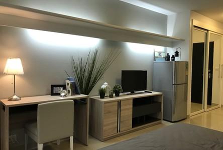 For Rent Condo 26 sqm in Huai Khwang, Bangkok, Thailand