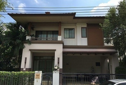 For Sale 3 Beds House in Pak Kret, Nonthaburi, Thailand