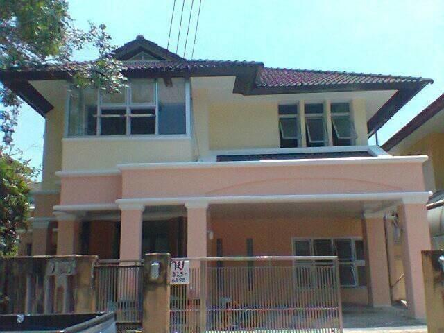 For Sale 2 Beds House in Min Buri, Bangkok, Thailand   Ref. TH-RTDZMLMY