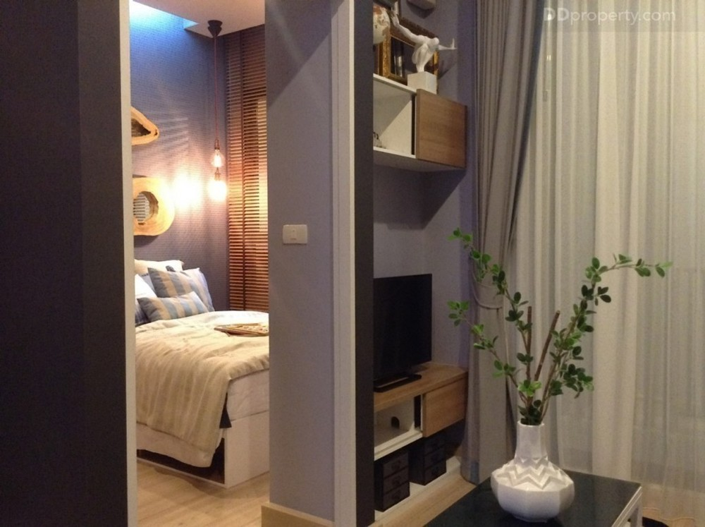 Motif Condo - For Sale 1 Bed Condo in Thon Buri, Bangkok, Thailand | Ref. TH-BMLINJVJ