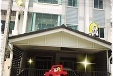 В аренду: Таунхаус с 3 спальнями в районе Mueang Nakhon Pathom, Nakhon Pathom, Таиланд