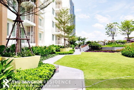 В аренду: Кондо 41 кв.м. возле станции BTS Krung Thon Buri, Bangkok, Таиланд