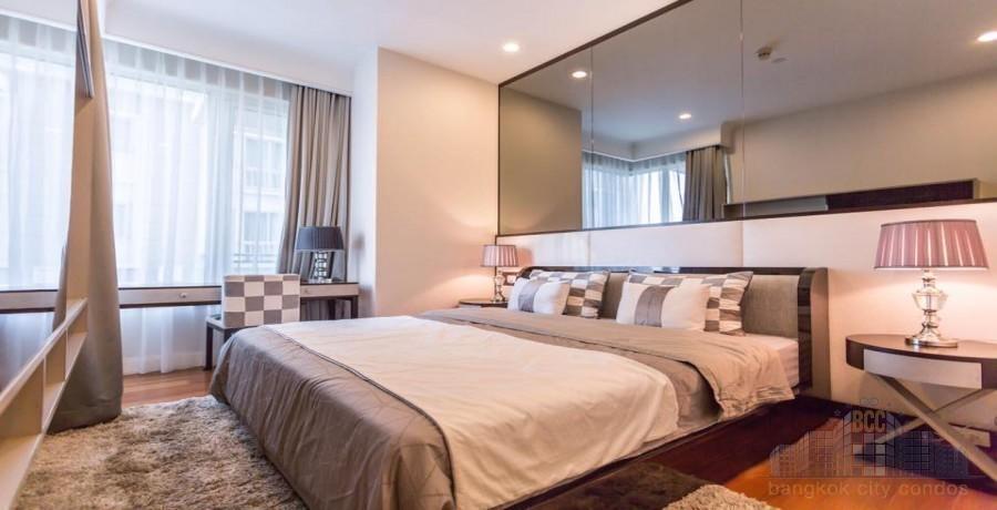 คิว หลังสวน - ให้เช่า คอนโด 2 ห้องนอน ติด BTS ชิดลม | Ref. TH-FNBTKTYA