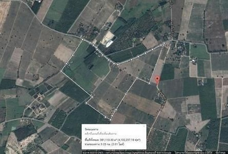For Sale Land 236-2-94 rai in Phanat Nikhom, Chonburi, Thailand
