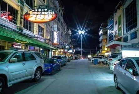For Sale Hotel 42 rooms in Bang Lamung, Chonburi, Thailand