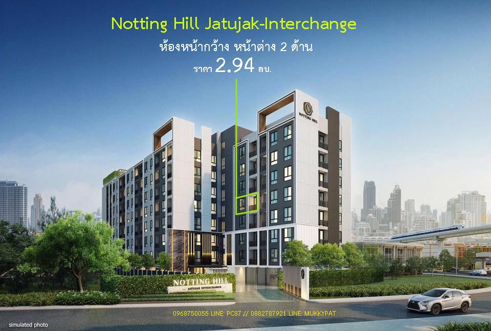 Notting Hill - For Sale Condo 24 sqm in Mueang Samut Prakan, Samut Prakan, Thailand | Ref. TH-QWYOKOCI