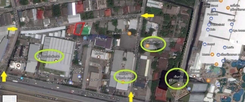 For Sale Land 82 sqwa in Bang Na, Bangkok, Thailand | Ref. TH-KXXRCNGF