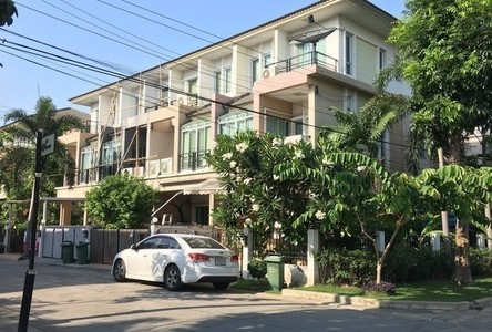 For Sale 4 Beds Townhouse in Khan Na Yao, Bangkok, Thailand