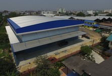 For Rent Warehouse 1,540 sqm in Prawet, Bangkok, Thailand