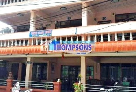 For Sale Business 260 sqm in Bang Lamung, Chonburi, Thailand