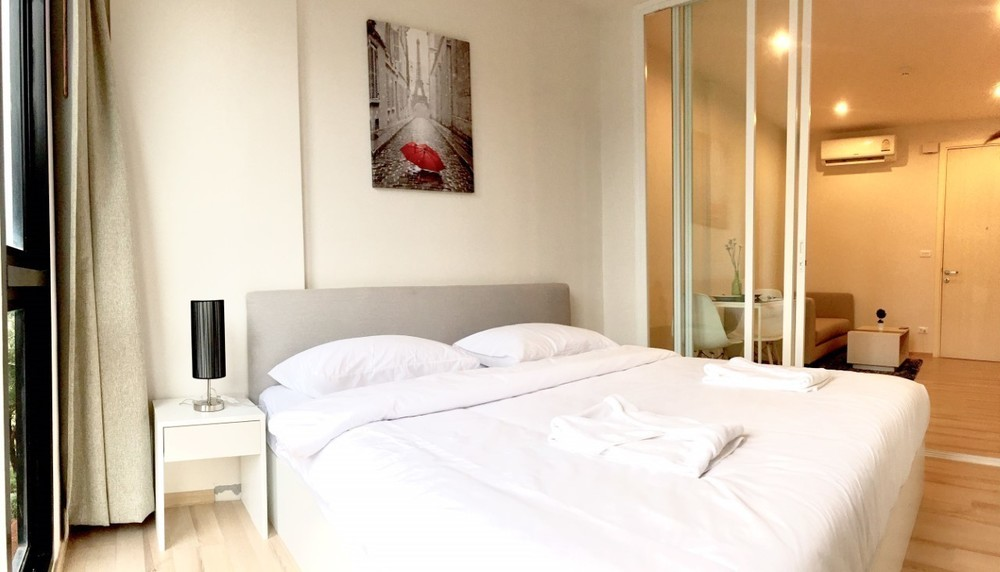 THE BASE Uptown - Phuket - For Sale or Rent 1 Bed コンド in Mueang Phuket, Phuket, Thailand | Ref. TH-CCJGKPQM