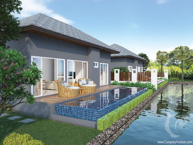 For Sale 3 Beds 一戸建て in Thalang, Phuket, Thailand | Ref. TH-IQOVWHLI
