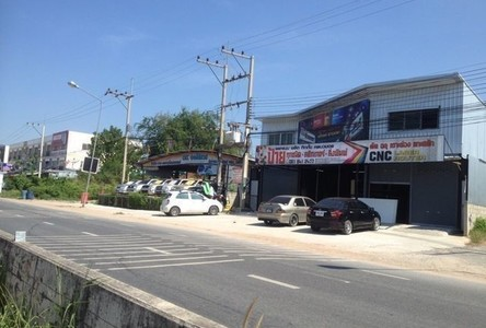 For Sale Shophouse 260 sqm in Bang Lamung, Chonburi, Thailand