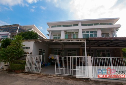 For Sale 3 Beds タウンハウス in Bang Kruai, Nonthaburi, Thailand