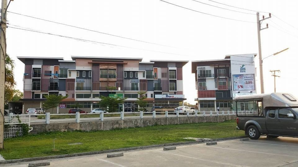 For Sale Shophouse 160 sqm in Mae Sot, Tak, Thailand   Ref. TH-OXSXOVDL