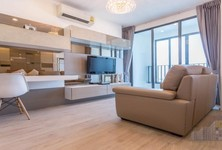 For Sale or Rent 1 Bed Condo Near MRT Sam Yan, Bangkok, Thailand