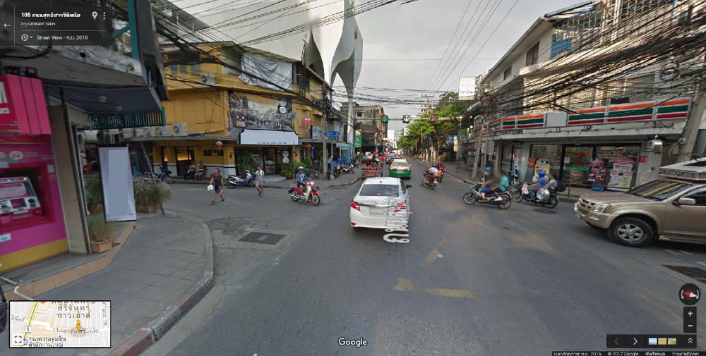 For Rent 1 Bed Shophouse in Phaya Thai, Bangkok, Thailand | Ref. TH-XHFVSLTQ
