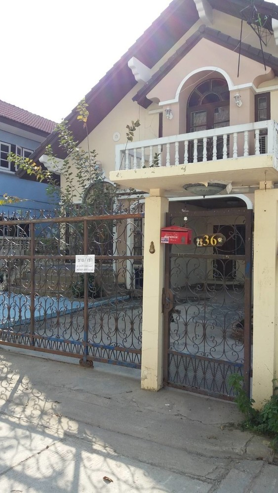 For Sale 3 Beds 一戸建て in Thanyaburi, Pathum Thani, Thailand | Ref. TH-KWGJUAAQ