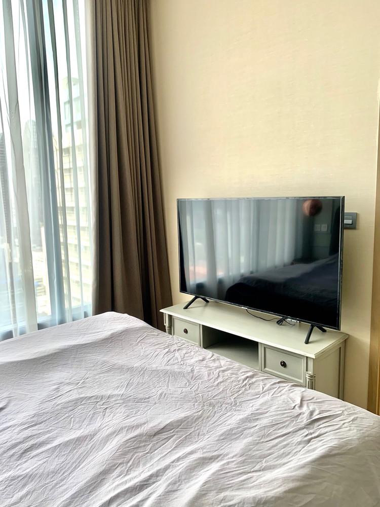 ดิ เอส อโศก - ให้เช่า คอนโด 1 ห้องนอน ติด MRT สุขุมวิท | Ref. TH-OFTLJNSB