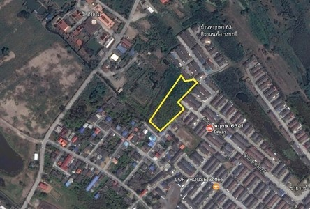 For Sale Land 3-0-84 rai in Mueang Pathum Thani, Pathum Thani, Thailand