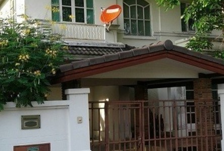 For Sale 3 Beds House in Bang Bua Thong, Nonthaburi, Thailand