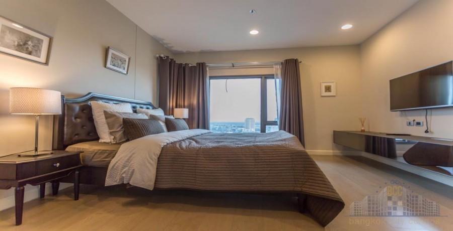 เดอะ เครสท์ สุขุมวิท 34 - ให้เช่า คอนโด 1 ห้องนอน คลองเตย กรุงเทพฯ | Ref. TH-OLGSQEUA