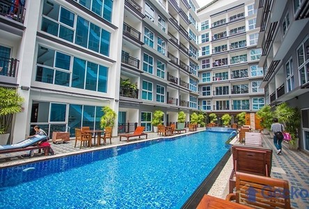 For Rent コンド 35 sqm in Bang Lamung, Chonburi, Thailand