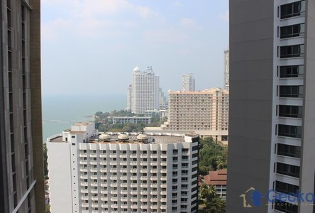 For Rent コンド 42 sqm in Bang Lamung, Chonburi, Thailand