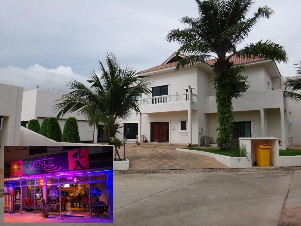 ขาย บ้านเดี่ยว 5 ห้องนอน บางละมุง ชลบุรี | Ref. TH-JVSNVWAY