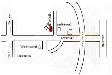 В аренду: Земельный участок в районе Bang Phli, Samut Prakan, Таиланд