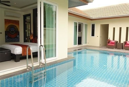 For Rent 4 Beds House in Pattaya, Chonburi, Thailand