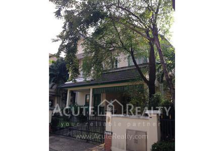 For Sale 3 Beds 一戸建て in Thung Khru, Bangkok, Thailand