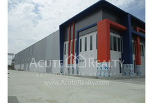 For Sale or Rent Warehouse 6,150 sqm in Bang Phli, Samut Prakan, Thailand