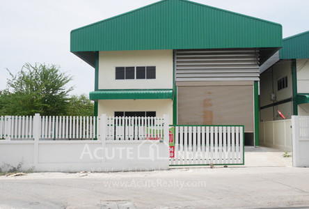 В аренду: Склад 450 кв.м. в районе Mueang Samut Prakan, Samut Prakan, Таиланд