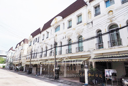ขาย ทาวน์เฮ้าส์ 9 ห้องนอน ยานนาวา กรุงเทพฯ