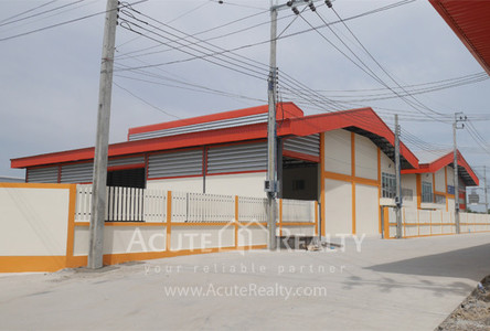 For Sale Warehouse 660 sqm in Mueang Samut Prakan, Samut Prakan, Thailand