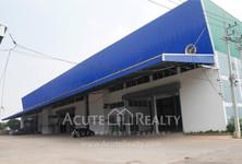 В аренду: Склад 1,700 кв.м. в районе Mueang Samut Sakhon, Samut Sakhon, Таиланд
