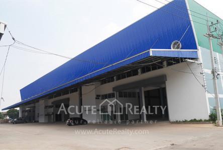 For Rent Warehouse 1,700 sqm in Mueang Samut Sakhon, Samut Sakhon, Thailand