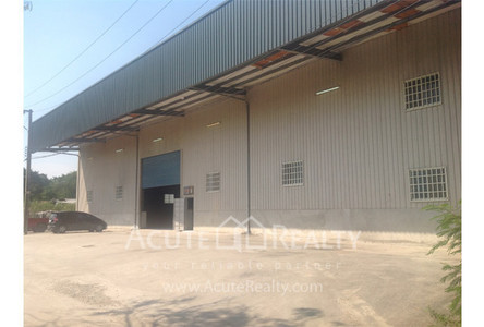 For Rent Warehouse 1,270 sqm in Lat Krabang, Bangkok, Thailand