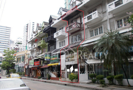 For Sale Shophouse in Watthana, Bangkok, Thailand