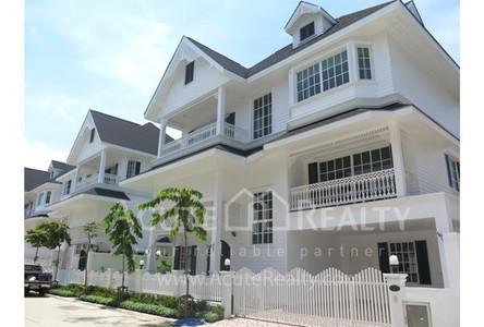 В аренду: Дом с 3 спальнями в районе Mueang Samut Prakan, Samut Prakan, Таиланд