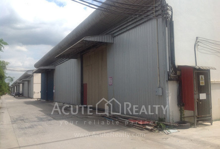 For Rent Warehouse 540 sqm in Lat Krabang, Bangkok, Thailand