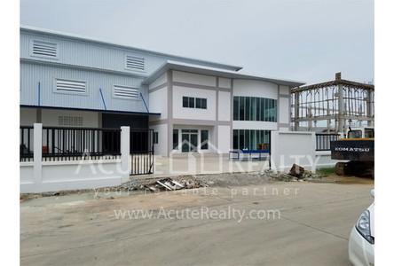 В аренду: Склад 1,165 кв.м. в районе Bang Bo, Samut Prakan, Таиланд