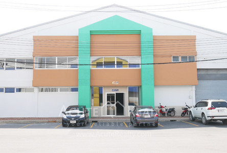 В аренду: Склад 585 кв.м. в районе Bang Phli, Samut Prakan, Таиланд
