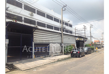 For Sale or Rent Warehouse 2,500 sqm in Bang Phli, Samut Prakan, Thailand