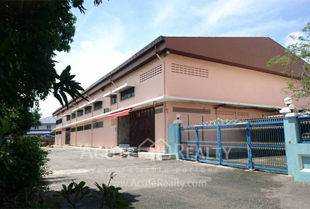 For Rent Warehouse 2,200 sqm in Bang Bon, Bangkok, Thailand