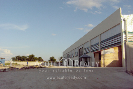 For Sale Warehouse 1,500 sqm in Khlong San, Bangkok, Thailand