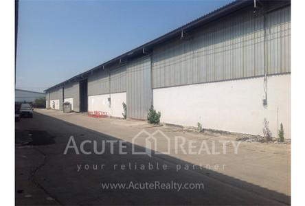 For Rent Warehouse 792 sqm in Bang Sao Thong, Samut Prakan, Thailand