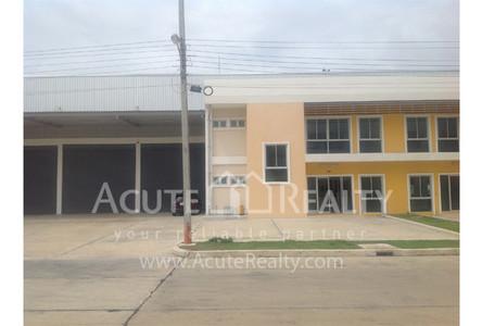 В аренду: Склад 644 кв.м. в районе Bang Sao Thong, Samut Prakan, Таиланд